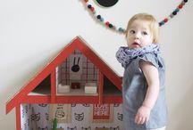 kid . doll . dollhouse