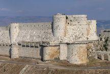 Castles / by JWest JWest