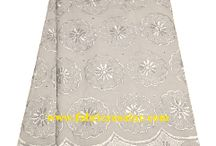 African Swiss Voile Lace