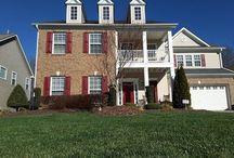 Homes For Sale, Central North Carolina