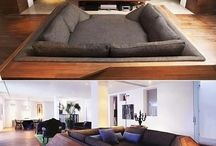 Затонувшая кровать