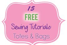 Sewing...Totes & Bags / by Laurie Greene
