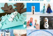 Frozen / by Kristie Fullbright Buie