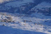 Winter Landscape / Recopilación de postales y paisajes invernales