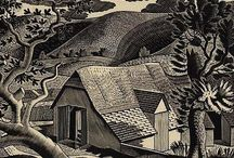 Historical printmaking / Collection of illustrative historical printmaking