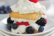 dessert / by Connys Cottage ...