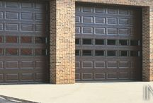 Commercial Garage Doors / We install commercial garage doors everyday.  If you are looking for a quote on a garage door call us.