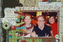 Scrapbook Pages - One Page Layouts / by Ginger Connelly
