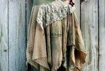 ΑΝΑΠΡΟΣΑΡΜΟΣΜΕΝΑ ΡΟΥΧΑ-REFASHIONING CLOTHES / Αναδημιουργια παλιων ρουχων -αναπροσαρμωγη-αναμορφωση