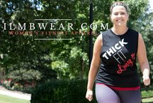 ILMBwear.com / Comfortable and affordable women's fitness and active wear apparel.
