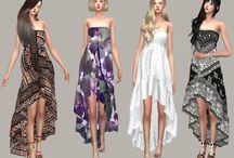 Sims 4 vêtements