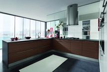 Cucina Moderna Slim - Modern kitchen / Cucina Moderna Slim di Gicinque