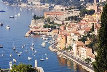 Travel: Cote d'Azur / French Riviera / by Art by Wietzie