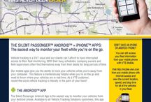 Brochures / Vehicle Tracking Solutions - Brochures