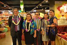 Opening Experiencing Thailand 2014 / Rangkaian acara Opening Experiencing Thailand 2014 di Mall Taman Anggrek, Sabtu 8 Maret 2014