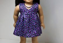 American Girl doll clothes inspiration