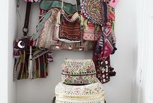 Textiles Stitched and Woven