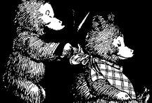 2GaRiannedeRegtTekenen / In dit bord is het proces van mijn tekening te zien. Ik heb een beer getekend die met een ketting vast zit en daardoor net niet bij een pot met honing kan. De beer kan zichzelf niet bevrijden en heeft dus de hulp nodig van iemand anders. De beeldtaal is dat je moet accepteren dat je soms de hulp van iemand anders nodig hebt om een bepaald doel te bereiken. Ik vond het tekenen van de beer erg moeilijk. Vooral de arcering en de verhoudingen. De volgende keer moet ik harder doorwerken.
