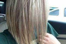 Lob action / New haircut