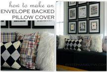 home decor ideas / by Brooke Hochstetler