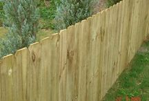 Wood Fences / Bravo Fence has experience in Wood Fencing for more than 20 years. Have a look on different types of fences installed by us. / by Bravo Fence