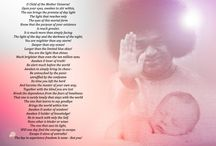 Sai Darshan, Book 1 - Part 1 / Inspiring writings received by Seema M Dewan.  Graphic art by Sai Divine Inspirations.  (For non-profit spiritual sharing only)