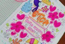 Como decorar cuadernos