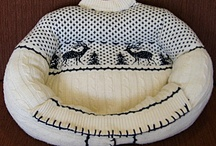 Make a dog bed and sweaters / by Robin Girouard
