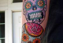 Skink / Tattoos