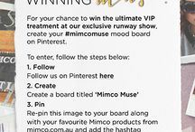 Mimco Muse / http://www.pinterest.com/daa94/mimco-muse/pins/
