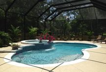Swimming Pools and Outdoor Spas