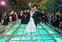 Wedding Dance Floor Ideas / Ideas for Custom Wedding Dance Floors