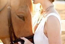Fashion, Horses and Glamour / Collection to inspire the Equine Beauty
