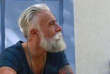 Włosy,broda