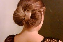 I love hairstyle / by Bianca Moreira