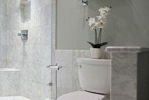 Bathroom ideas / by Kathryn Alore