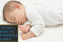 How To Get A Newborn To Sleep Without Being Held: See What Happens When You Apply These Six Powerful Tips