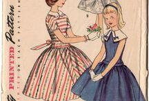 Their Old Fashioned Wardrobe