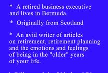 Olderhood Founder / by Retirement = Olderhood