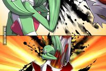 gardevoir's stripes