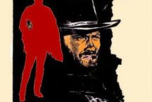 Movies in the history of cinema / The art of creating movie posters.