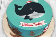 Cakes for the Kiddos / An adorable selection of custom cakes created by SweetStory and perfect for the young kiddo's in your life