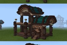 Really cool minecraft builds & houses