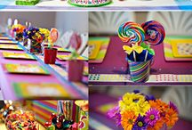 Birthday themes / by Teka Boshell