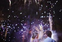 Wedding Fireworks!!