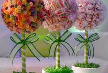 Candy party ideas / by Mia Kemp