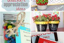 Teachers Appreciation Gift Ideas / by Alisha Brown