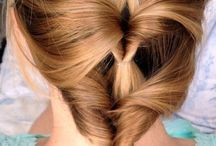 HAIR: CARE / Hair tips and looks