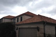 Recent Projects / A list of recent completed exterior home remodeling projects.