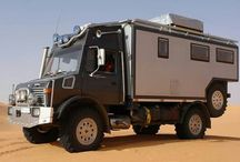Unimog expedition rv and campers